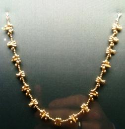 Etruskischer Schmuck: Gäbe es die Kette heute noch, würde ich sie sofort kaufen