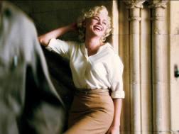 Michelle Williams als Marilyn