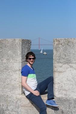 Golden Gate auf Portugiesisch