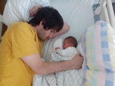Manu und Anton am zweiten Tag.